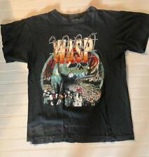 Wasp 1989 Tour T-Shirt Iron Maiden Ozzy Metallica Metal Original Super Rare!