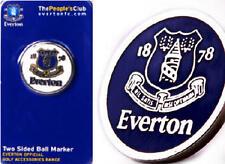 Everton FC Golf Marqueur de Balle-logo de club-Produits Officiels