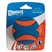 Chuckit Ultra Squeaker Ball 1 Pack Large Posted today if paid before 1pm