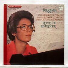MICHELE BOEGNER - FRANCK keyboard works PHILIPS LP NM