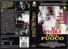 I FIGLI DEL FUOCO (1992) vhs ex noleggio