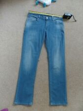 MENS STRAIGHT LEG JEANS ON SIZE 34 WAIST BY SELECTED HOMME IN GOOD CONDITION