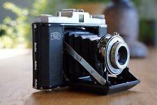 Zeiss Ikon Nettar 517/16 Medium format 6x6 Camera 75mm 1:6.3 Novar Anastigmat