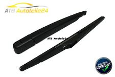 Rear Wiper Arm With Windshield And Cap Renault Scenic III 3 Since Year 2009