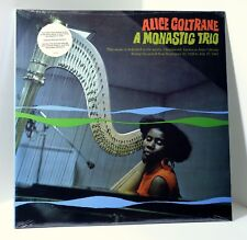 ALICE COLTRANE A Monastic Trio VINYL LP Sealed Pharaoh Sanders