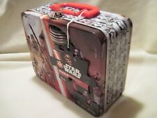 Star Wars The Force Awakens Lunch box with 100 Piece Jigsaw Puzzle in Sealed Bag