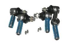 """Mahindra jeep Steering Tie Rod End Kit Set of 4 Willys CJ2A CJ3B  11/16"""""""