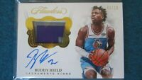 2017-18Flawless - Signature Prime Materials Gold Buddy Hield 03/10 [104]