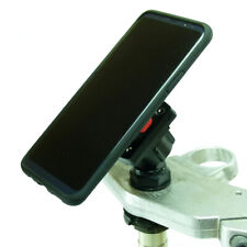 Yoke 40 Motorcycle Nut Mount & TiGRA MountCase 2 Case for Samsung Galaxy S8