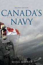 Canada's Navy, 2nd Edition: The First Century-ExLibrary