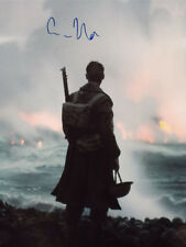 DUNKIRK ORIGINAL Movie Poster Signed By Director Christopher Nolan 27x40  2