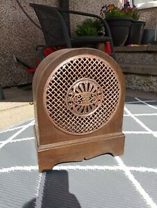 AMPLION RS20 working 1925 Horn speaker high impedance early 20s Radio wireless