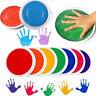 Non-Toxic Baby Safe Ink Pad Painting Fingerprint Stamp Handprint Footprint Gift