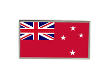 New Zealand Red Ensign Flag Lapel Pin Badge