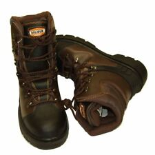 Chainsaw Safety Boots Solidur Forestry Arborist Size 6 Euro 39 Class 1