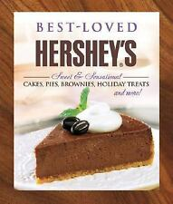 Best Loved Hershey's Recipes 2006 Hardcover Desserts Muffins Bars Cookies Pies
