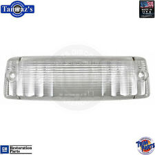 82-88 S-10 S-15 Rear Roof Cargo Bed Light Lamp Lens - USA Made