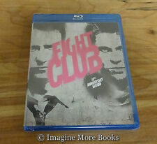 Fight Club ~ New/Sealed Blu-ray Disc ~ Edward Norton & Brad Pitt
