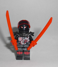 LEGO Ninjago - Herr E - Minifig Figur Mr. E Mister Söhne Garmadons Tempel 70643