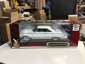Road Signature 1964 Mercury Marauder, 1:18 Scale, Die Cast,
