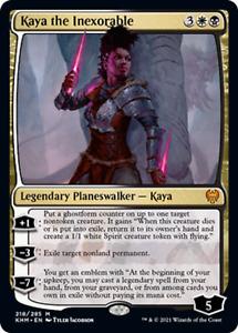 MtG Magic The Gathering Kaldheim Mythic Cards x1