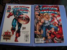 Captain America Comics.1996-1997