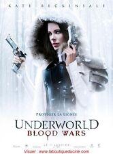 UNDERWORLD BLOOD WARS Affiche Cinéma / Movie Poster Kate Beckinsale 55x40