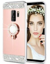 Samsung Galaxy S9 Plus Glitter Case Series Luxury Crystal Shockproof Back Cover