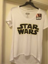 Star Wars Women's High Low T-Shirt Brand-New With Tags Size Medium