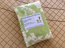 Bugaboo Buffalo fitted sheet for carrycot bassinet Green Pattern Flannelette