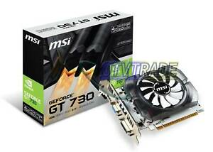 MSI GeForce N730-4GD3V2 Graphics Card
