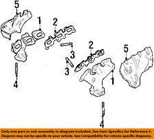 Infiniti NISSAN OEM 96-01 I30 Exhaust Manifold-Manifold Mount Stud 1406431U1A