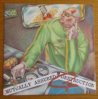 "GILLAN Mutually Assured Destruction 1981 UK 7"" VINYL SINGLE IN PICTURE SLEEVE"