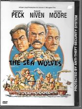 Warner Bros.  THE SEA WOLVES, Gregory Peck, David Niven, Roger Moore NEW DVD