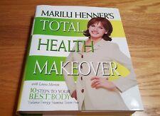 Total Health Makeover by Marilu Henner Hardcover