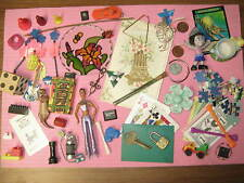 Mixed Lot Of Found Objects For Altered Art-Assemblage-Collage-50 + Pieces