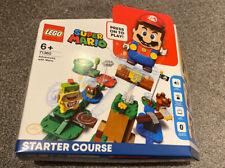 Lego 71360 Super Mario Adventures With Mario Starter Course Nintendo NEW