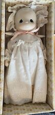 "Precious Moments Baby Doll, Katie Lynne, 15"" doll in original box"
