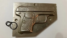 BEAUTIFUL GUN CHOCOLATE MOLD VINTAGE ANTIQUE N°9209