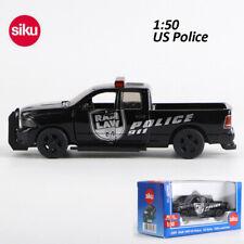 Dodge 2309 RAM 1500 US-Police Pickup Truck Model 1/50 Siku Metal Plastic Gift
