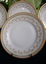 THEODORE HAVILAND LIMOGES c.1903- BREAD AND BUTTER PLATE(S)-EXCELLENT!GILT!MINT!