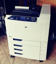 HP Color LaserJet CP6015DN Laser Printer w/ 4 Paper Trays (*)