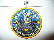 2014 Camp Ma Ka Ja Wan Reservation,Wolf,NO Loop,pp, NE Illinois Council,OA 40,IL