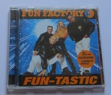 Fun Factory - Fun-Tastic - CD Eurodance