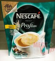 Nestle Nescafe Protect Proslim Slimming Instant Coffee Lose Weight 17 Stick