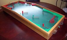 Goal Ball Game 1949 table top hockey ,Munro like