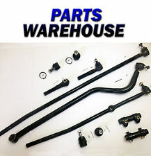 11 Piece Kit Tie Rods Inner Outer For 1998 1999 Dodge Ram 1500 2 Year Warranty