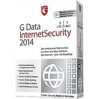 Antivirus- & Sicherheits-Softwares G Data DVD