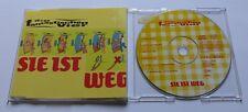 """DIE FANTASTISCHEN VIER """"Sie ist weg"""" - 6 trx MAXI CD MCD / --- Fanta 4"""