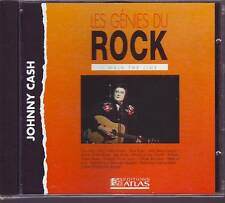 JOHNNY CASH i walk the line (CD)  (les genies du rock editions atlas)